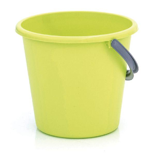 Arts. limpieza Habitex. Cubo agua 12 litros, verde
