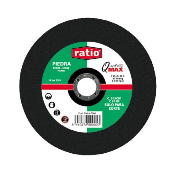 DISCO PIEDRA 115X2,6X22,2
